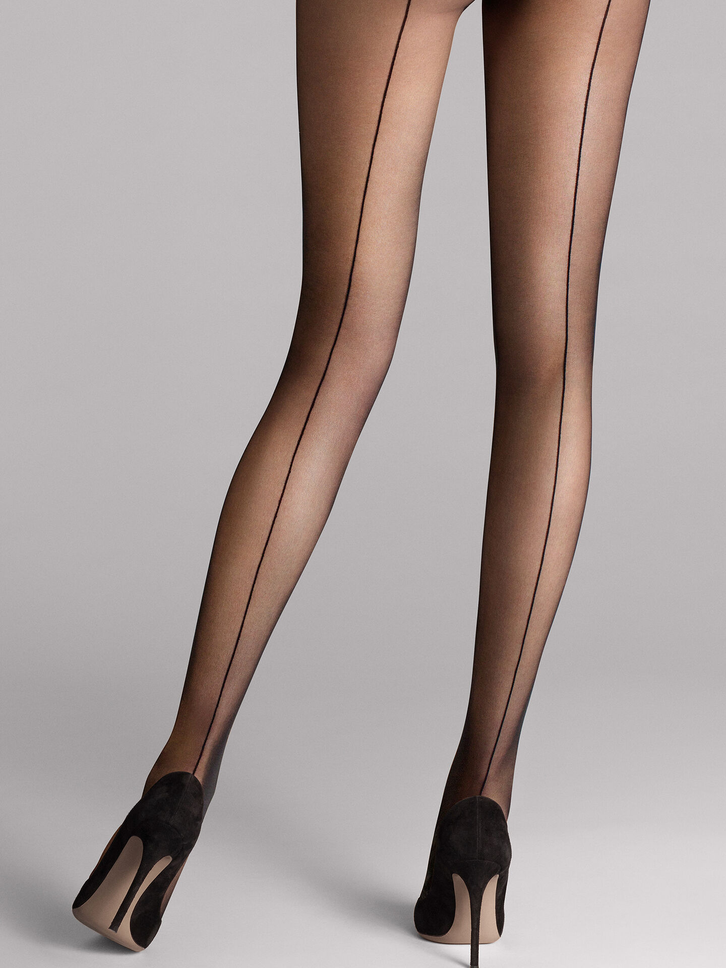 Collants Femme Wolford Pure 10