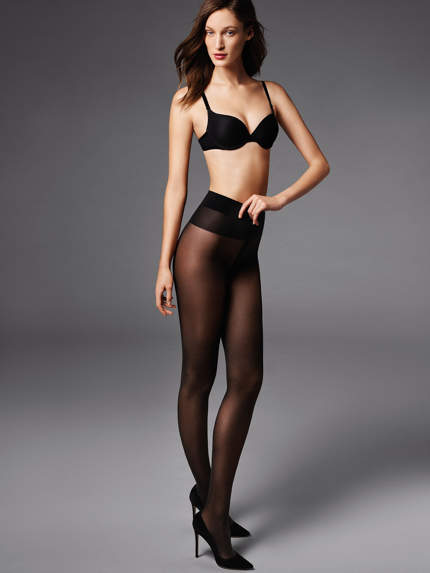 Introducting Wolford Comfort Cut Tights