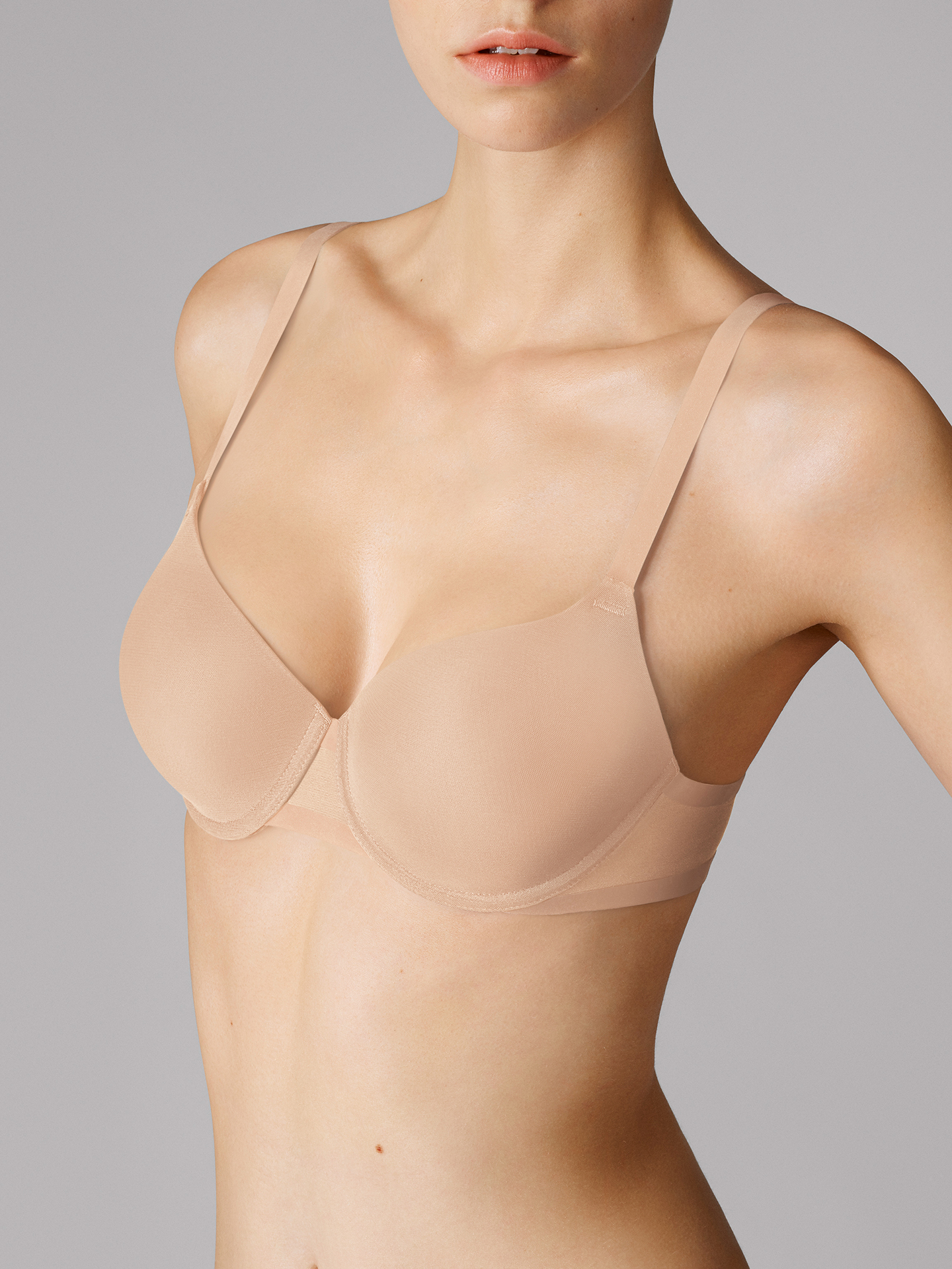 Tulle Cup Bra - 4545 - 75C