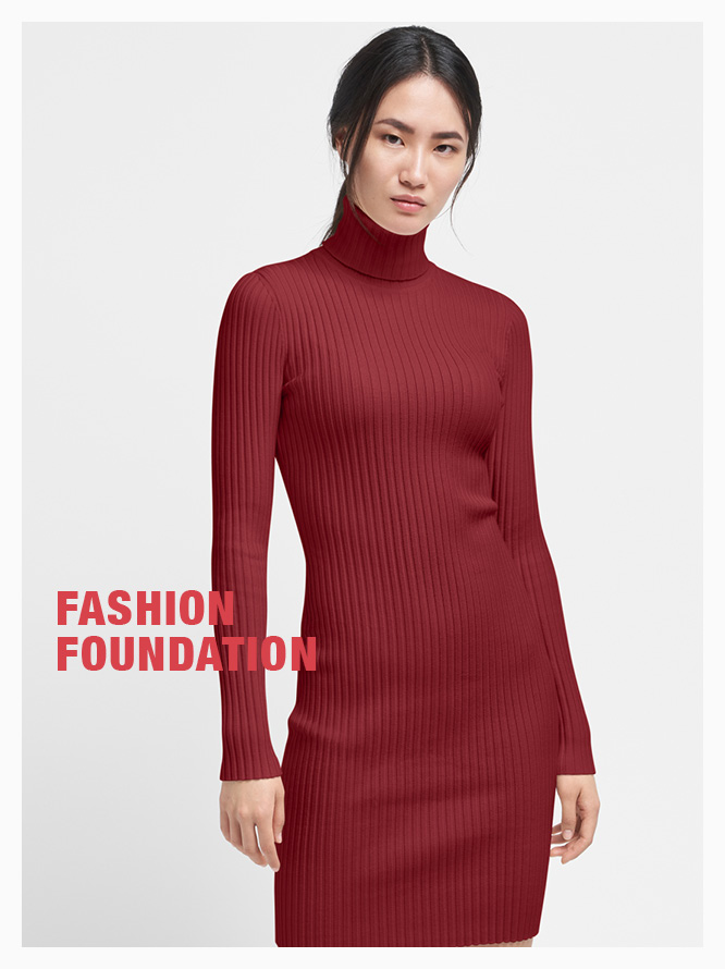 AW2021 Essentials in Fashion Colors